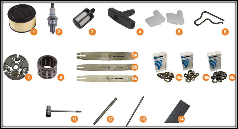 STIHL MS251 for STIHL homeowner saws and wood saws series